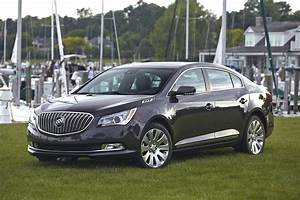 2014 Buick Lacrosse V-6 First Test