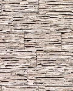 Stone natural textured wallcovering wallpaper wall vinyl ...