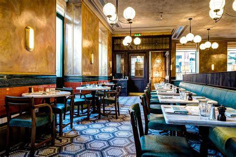 London Design Hotspot The Ivy Market Grill, Covent Garden