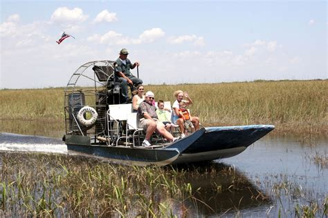 Fan Boat Ride Miami by Outdoor Activities For And Families In Miami Time Out