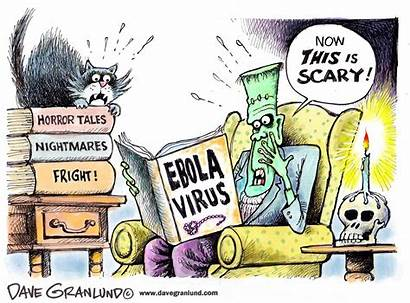 Ebola Granlund Virus Scary Dave Cartoon Rights