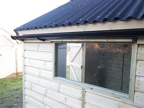 Garden Shed Security Glass The Wooden Workshop Bampton