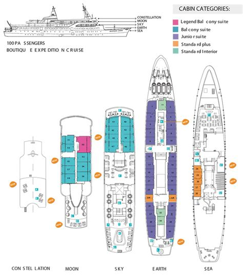 island princess deck plans 2012 cruiser deckplans images frompo 1