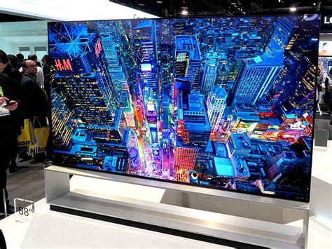 From A Rollable Oled Tv To Home Brew, Here's The Lg Ces