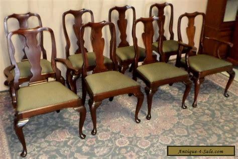 henkel harris chairs mahogany style dining