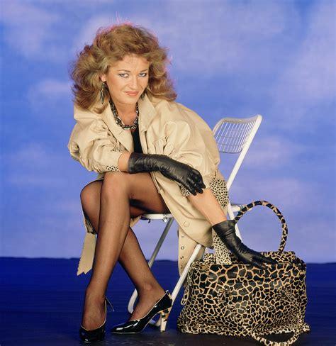 eyval: Legendary actress : Stephanie Beacham