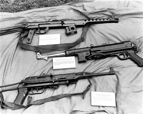 Weapons In Vietnam War