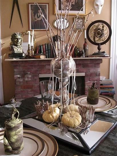 Halloween Decorations Table Classy Diy Decoration Settings