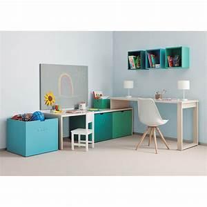 Bureau Ikea Enfant : 2 bureaux attenants pour enfants et juniors sign s asoral ~ Teatrodelosmanantiales.com Idées de Décoration