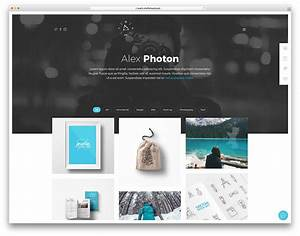 Free Website Portfolio Templates