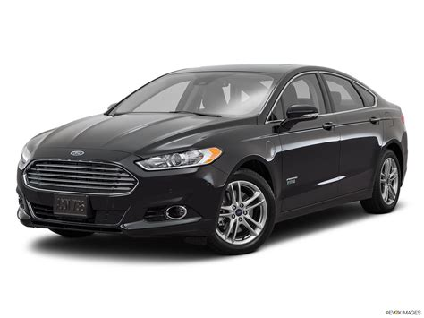 New 2016 Ford Fusion Se Energi Norfolk County