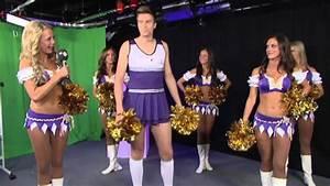 Greg's Surprise - The Minnesota Vikings cheerleaders - YouTube