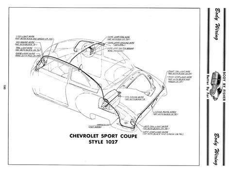 1951 Chevy Styleline Wiring Harnes by Wiring Harness Dome Light Chevytalk Free Restoration