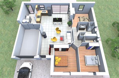 chambre montana plan de maison mona nl 3 personnalisable