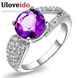 jewelers engagement ring sale sale wedding rings with purple for cz antique silver ring fashion amethyst