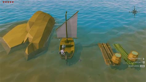 How To Make A Boat Ylands by Ylands How To Build Rafts Boats And Ships And A