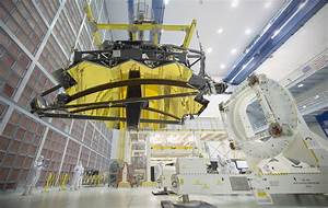 NASA Completes Construction of World's Most Powerful Space ...