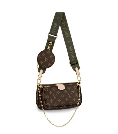 louis vuitton multi pochette cross body bag collecting luxury