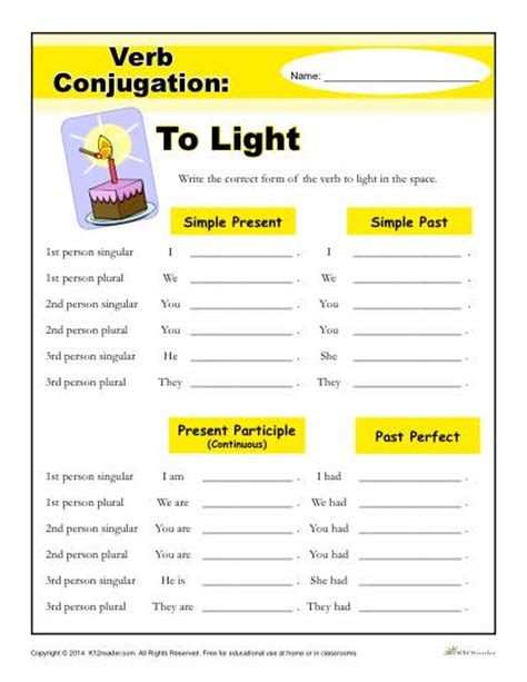 light free worksheet fifth grade light best free