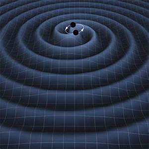 Double Black Holes May Warp Spacetime - But Quietly