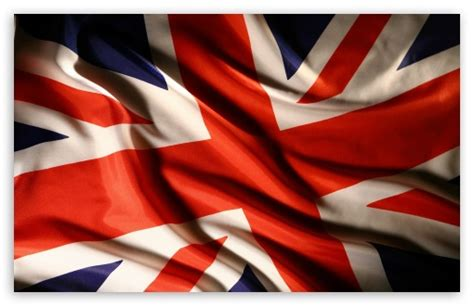 Flag Of The United Kingdom 4k Hd Desktop Wallpaper For 4k