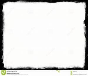 Cadre Noir Et Blanc : seul cadre 8x10 noir et blanc photo stock image 22663340 ~ Teatrodelosmanantiales.com Idées de Décoration