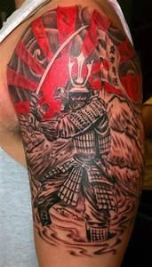 50 Samurai Tattoo Designs For Men - Noble Japanese Warriors