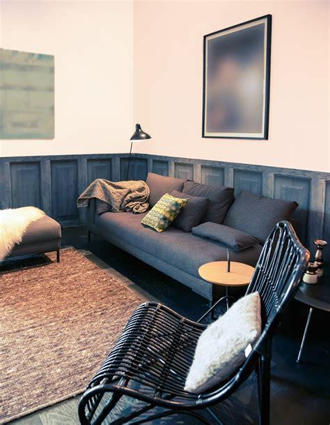 peindre une chambre en deux couleurs deux couleurs pour accentuer la plus with peindre