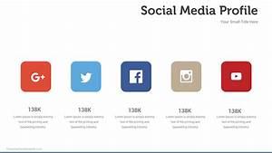 Presentations Template  U2013 Social Media Slides