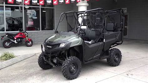 2014 Pioneer 700-4 Sale Price At Honda Of Chattanooga Tn
