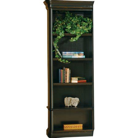 28 Inch Bookcase by Hekman 79146 Louis Phillippe 28 Inch Wide Wood Bookcase
