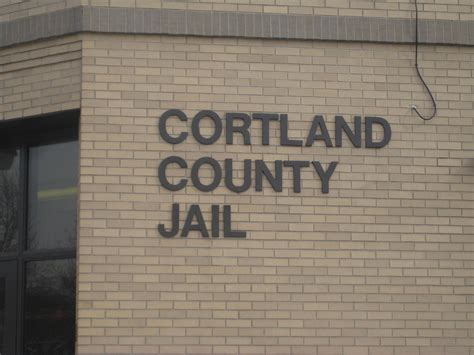 cortland inmate accused  attacking corrections officer
