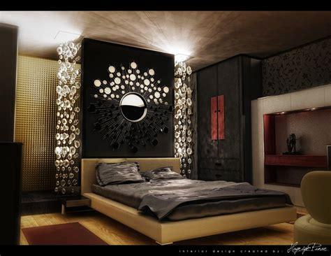 Glamorous Bedroom Decorating Ideas Kinjenk House Design