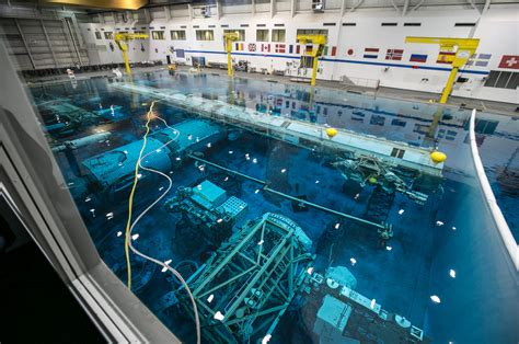 nasa swimming pool size pics about space