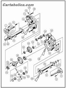 Car Axle Diagrams