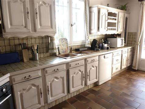 decoration interieur cuisine rénovation décoration d 39 intérieur cuisine patine sur meuble