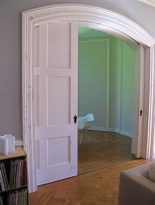1000 images about arch doorway on pinterest upholstery With barn doors for arched doorways