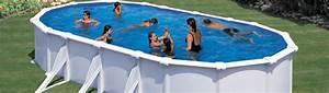 Piscine Acier Hors Sol Pas Cher : piscine hors sol acier gre start x x ~ Dailycaller-alerts.com Idées de Décoration