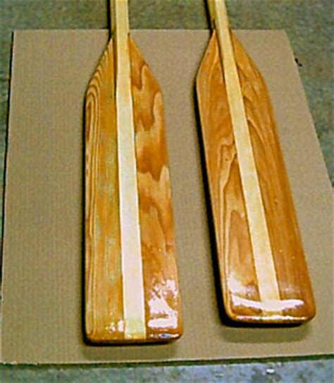 plans  instructions  build simple oars