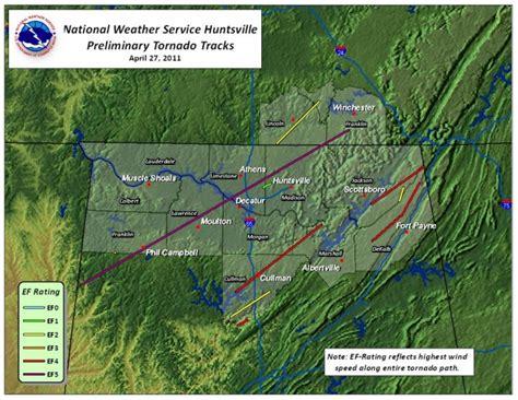 Second Ef-5 Tornado Confirmed In Hackleburg, Alabama (4/27