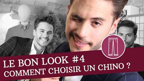 comment choisir un bon troline le bon look comment choisir un chino look mode