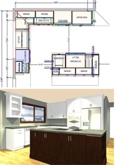 Kitchen Design Lesson Plans by Math Lessons Using Kitchen Designs As Teaching Tools