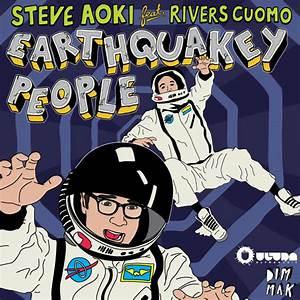 Steve Aoki Album Covers on Behance