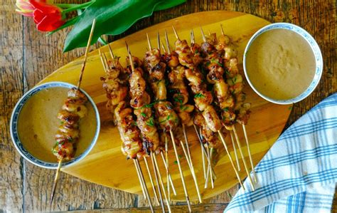 chicken satay the londoner 187 the greatest chicken satay