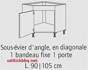 Meuble Evier D Angle : cuisine evier d angle amazing evier de cuisine duangle ~ Premium-room.com Idées de Décoration