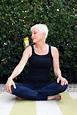 Nana Visitor - Photoshoot for Mindful Magazine • CelebMafia