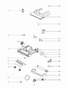 Eureka 2991 Altima Vacuum Parts