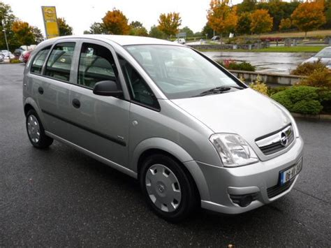 opel meriva 2006 2006 opel meriva photos informations articles