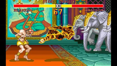 Street Fighter Ii Yoga Fire Realdealraisik Youtube