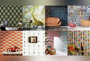 Papier Peint Tendance : papier peint graphique la tendance chic ~ Premium-room.com Idées de Décoration